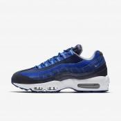Nike air max 95 essential para hombre obsidiana oscuro/hipercobalto/azul costero/gris lobo_031