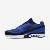 Nike air max bw ultra para hombre azul binario/azul extraordinario/blanco/negro_217