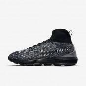 Nike lunar magista ii flyknit fc para hombre negro/blanco/blanco/negro_290