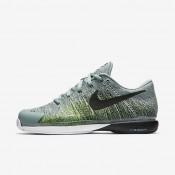 Nike court zoom vapor 9.5 flyknit para hombre cañón/verde eléctrico/verde esmaltado/negro_446
