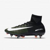 Nike mercurial superfly v sg_pro para hombre negro/verde eléctrico/azul extraordinario/blanco_673