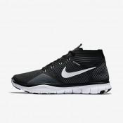 Nike free train instinct para hombre negro/gris oscuro/blanco_795