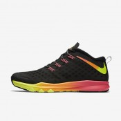 Nike train quick para hombre negro/multicolor/multicolor_803