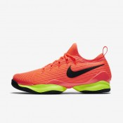 Nike court air zoom ultra react para hombre hipernaranja/voltio/negro_841