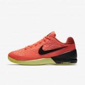 Nike court zoom cage 2 para hombre hipernaranja/lava resplandor/voltio/negro_842