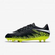 Nike hypervenom phelon ii fg para hombre negro/voltio/azul extraordinario/blanco_861