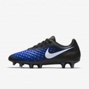 Nike magista onda ii fg para hombre negro/azul extraordinario/tinte azul/blanco_862