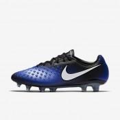 Nike magista opus ii para hombre negro/azul extraordinario/aluminio/blanco_863