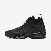 Nike air max 95 sneakerboot para hombre negro/negro_895