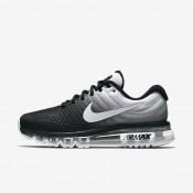 Nike air max 2017 para mujer negro/blanco_011