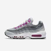 Nike air max 95 og para mujer platino puro/gris lobo/hipervioleta/hipervioleta_234