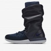 Nike roshe two flyknit hi para mujer azul marino universitario/azul escuadrón/gris lobo/azul marino universitario_371
