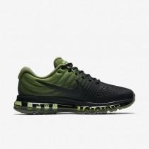 Nike air max 2017 para hombre negro/verde palmera/negro_016