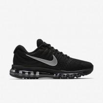 Nike air max 2017 para hombre negro/antracita/blanco_019