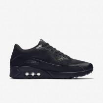 Nike air max 90 ultra 2.0 essential para hombre negro/negro/gris oscuro/negro_033