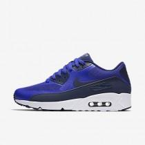 Nike air max 90 ultra 2.0 essential para hombre azul extraordinario/blanco/azul binario_036