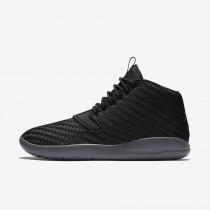 Nike jordan eclipse chukka para hombre negro/gris oscuro/negro_069