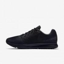 Nike air zoom pegasus 33 para hombre negro/antracita/gris oscuro/negro_087