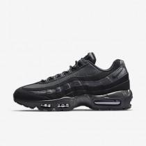 Nike air max 95 para hombre negro/antracita/negro_092