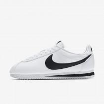 Nike classic cortez leather para hombre blanco/negro_101