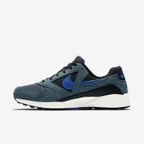 Nike air icarus extra qs para hombre jade helado/negro/vela/azul carrera_118