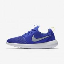 Nike roshe two para hombre azul extraordinario/lima eléctrico/blanco/gris lobo_141
