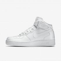 Nike air force 1 mid 07 para hombre blanco/blanco_152