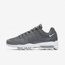 Nike air max 95 ultra essential para hombre gris azulado/blanco/blanco_188