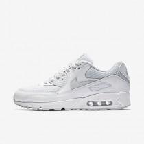 Nike air max 90 essential para hombre blanco/platino puro_321