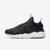 Nike air huarache ultra breathe para hombre negro/blanco cumbre/negro_326