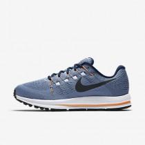 Nike air zoom vomero 12 para hombre azul de trabajo/azul binario/azul militar claro/obsidiana oscuro_349