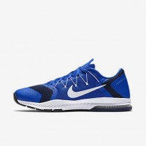 Nike zoom train complete para hombre hipercobalto/azul binario/negro/blanco_411