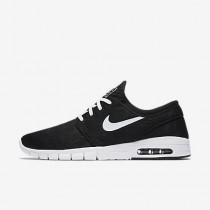 Nike sb stefan janoski max para hombre negro/blanco_425