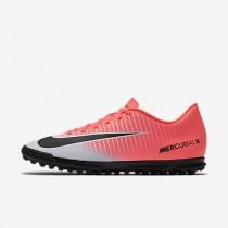 Nike mercurial vortex iii tf para hombre rosa carrera/blanco/negro_603