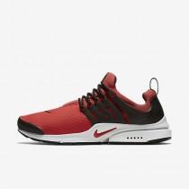 Nike air presto essential para hombre rojo pista/negro/blanco cumbre/rojo pista_676