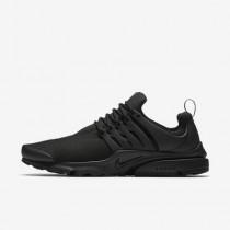 Nike air presto essential para hombre negro/negro/negro_677