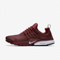 Nike air presto utility para hombre rojo team/negro/blanco_679