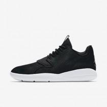 Nike jordan eclipse para hombre negro/blanco/oro metalizado_704