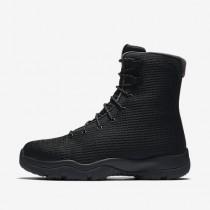 Nike jordan future para hombre negro/gris oscuro/negro_714