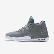 Nike jordan academy para hombre gris azulado/blanco/vuelo_721