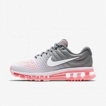 Nike air max 2017 para mujer platino puro/gris azulado/lava cálida/blanco_013
