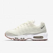 Nike air max 95 og para mujer vela/hueso claro/marrón medio goma/hueso claro_019