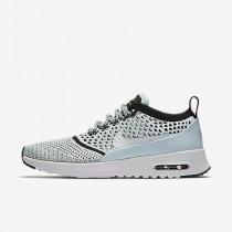 Nike air max thea flyknit para mujer azul glacial/negro/blanco_026