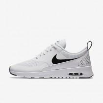 Nike air max thea para mujer blanco/negro_047