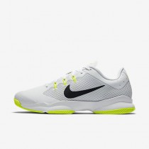 Nike court air zoom ultra para mujer blanco/voltio/platino puro/negro_175