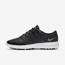 Nike lunar empress 2 para mujer negro/blanco/plata metalizado_191
