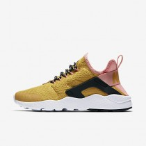 Nike air huarache ultra se para mujer dardo dorado/melón brillante/negro/dardo dorado_290