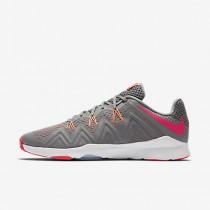 Nike air zoom condition para mujer sigilo/resplandor crepuscular/hipernaranja/rosa carrera_363
