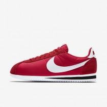 Nike classic cortez nylon unisex rojo universitario/negro/blanco_003