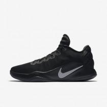 Nike hyperdunk low unisex negro/antracita/plata metalizado_063